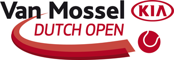 Logo Sponsorauto Van Mossel Kia Dutch Open